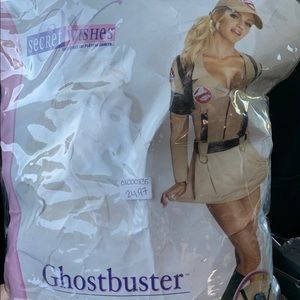 Woman's Sexy Ghostbuster Costume